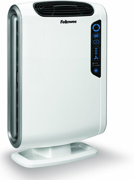 Fellowes Air Purifier with HEPA filter