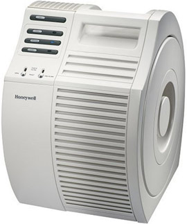 Honeywell Pure Long-Life 17000 Air Cleaner with HEPA Filter