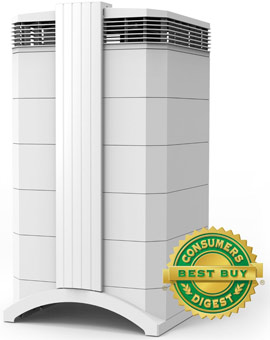 IQAir Commercial Air Purifier with 4-Stage Filtration System