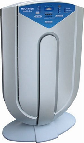 Surround Air Purifier with Seven Filter Technology