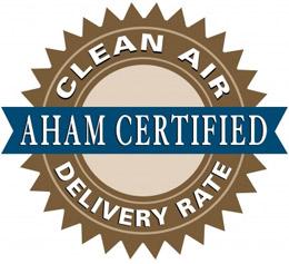 AHAM certificate